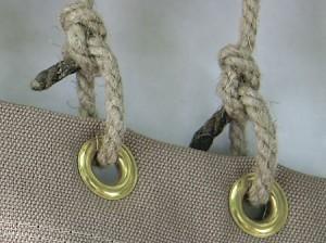 Hemp Canvas and Rope