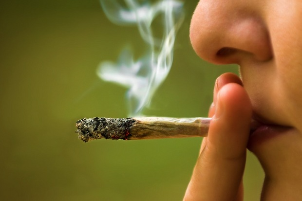 Support for Smoking Marijuana
